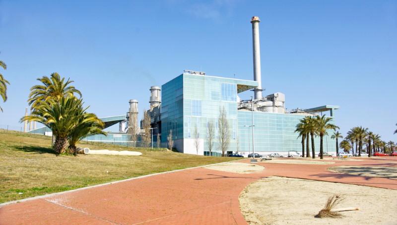 Endesa Power Station