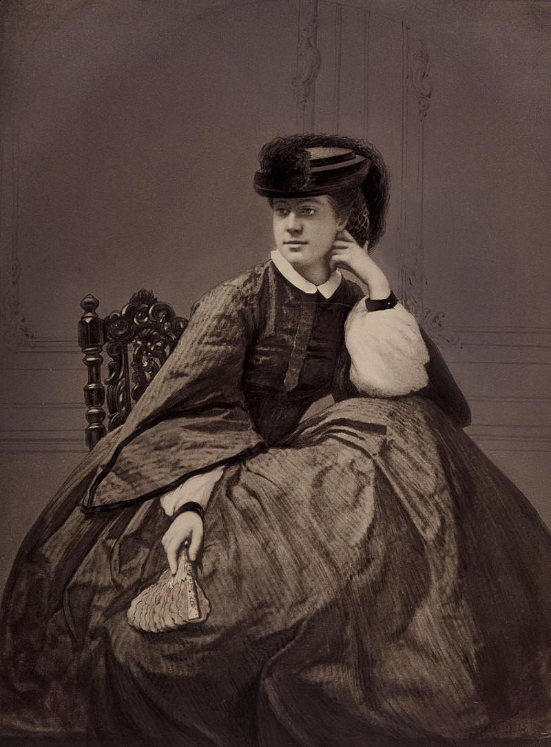 Alexandrine Tinné