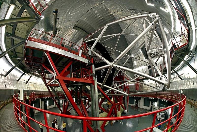 Gran Telescopio Canarias2