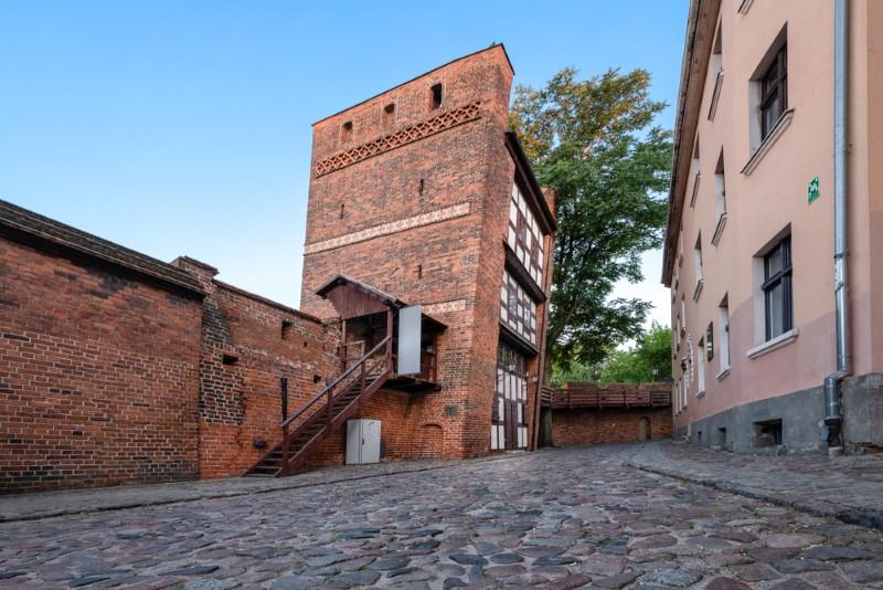 Leaning Tower of Toruń