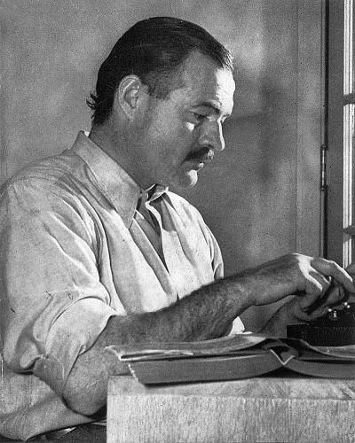 Hemingway conspiracy theory