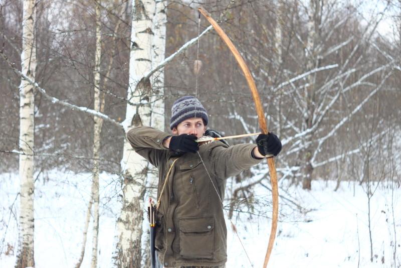 long-bow