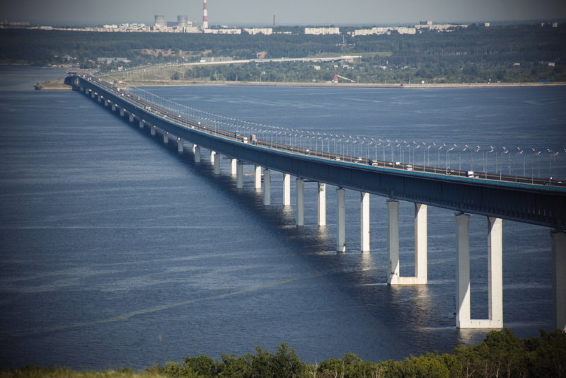 president bridge russia