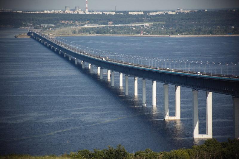 president bridge russia