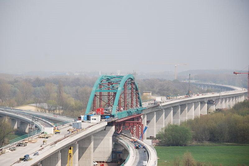 saale-elster bridge