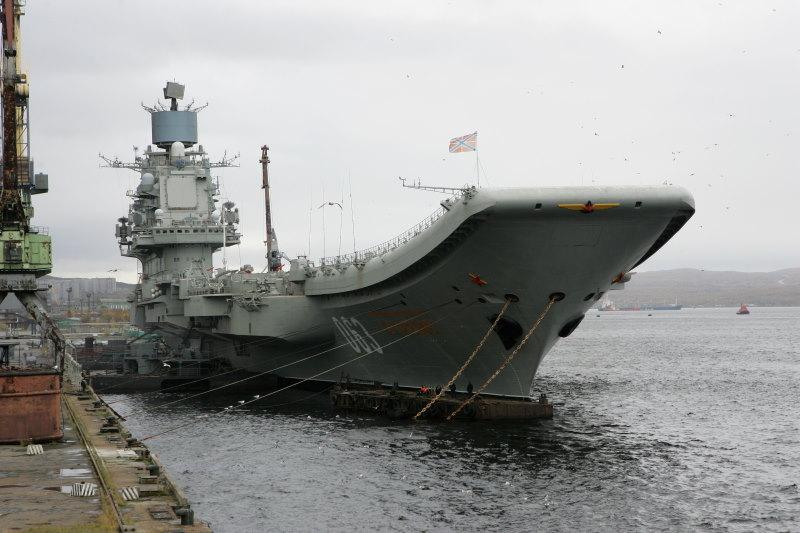 Admiral Kuznetsov (2)
