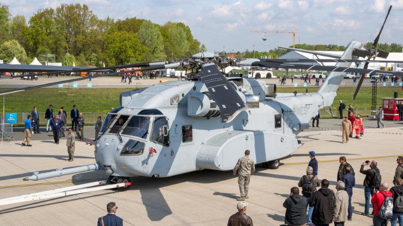 CH-53K King Stallion 2