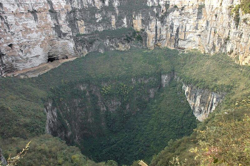 Xiaozhai Tiankeng