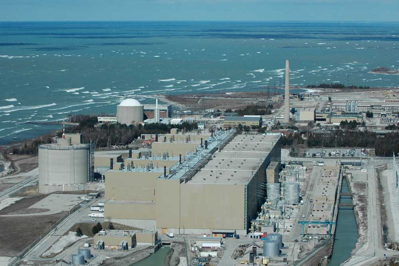 Bruce-Nuclear-Generating-Station