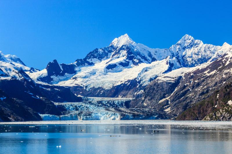 Glacier Bay,