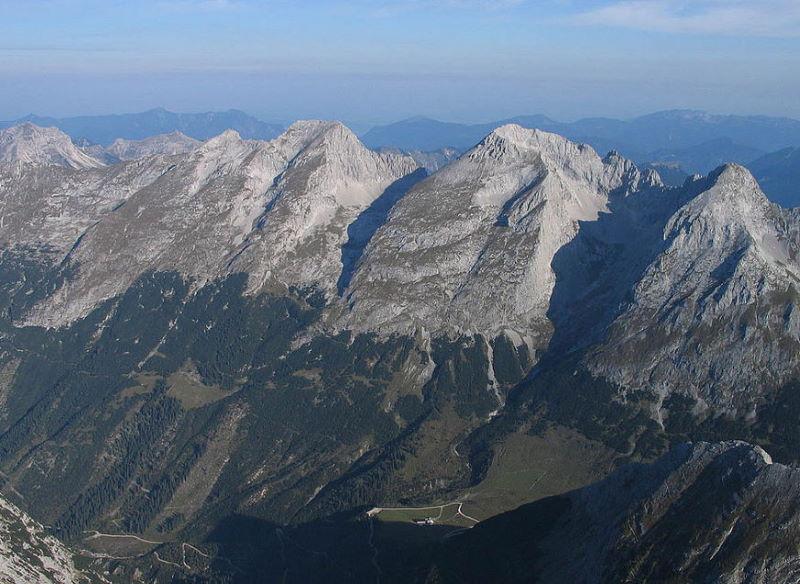 Ostliche-Karwendelspitze