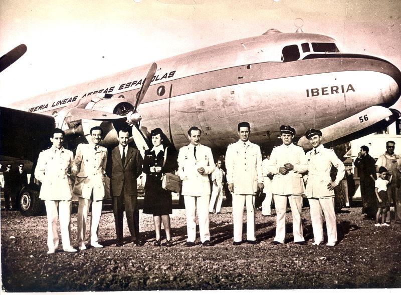 iberia history