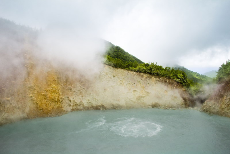 Boiling Lake - Dominica