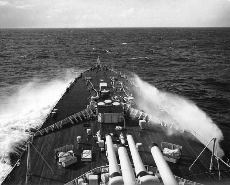 HMS Vanguard 2