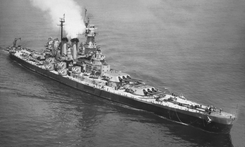 North Carolina battleship